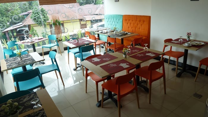 hotel sulawesi restaurant