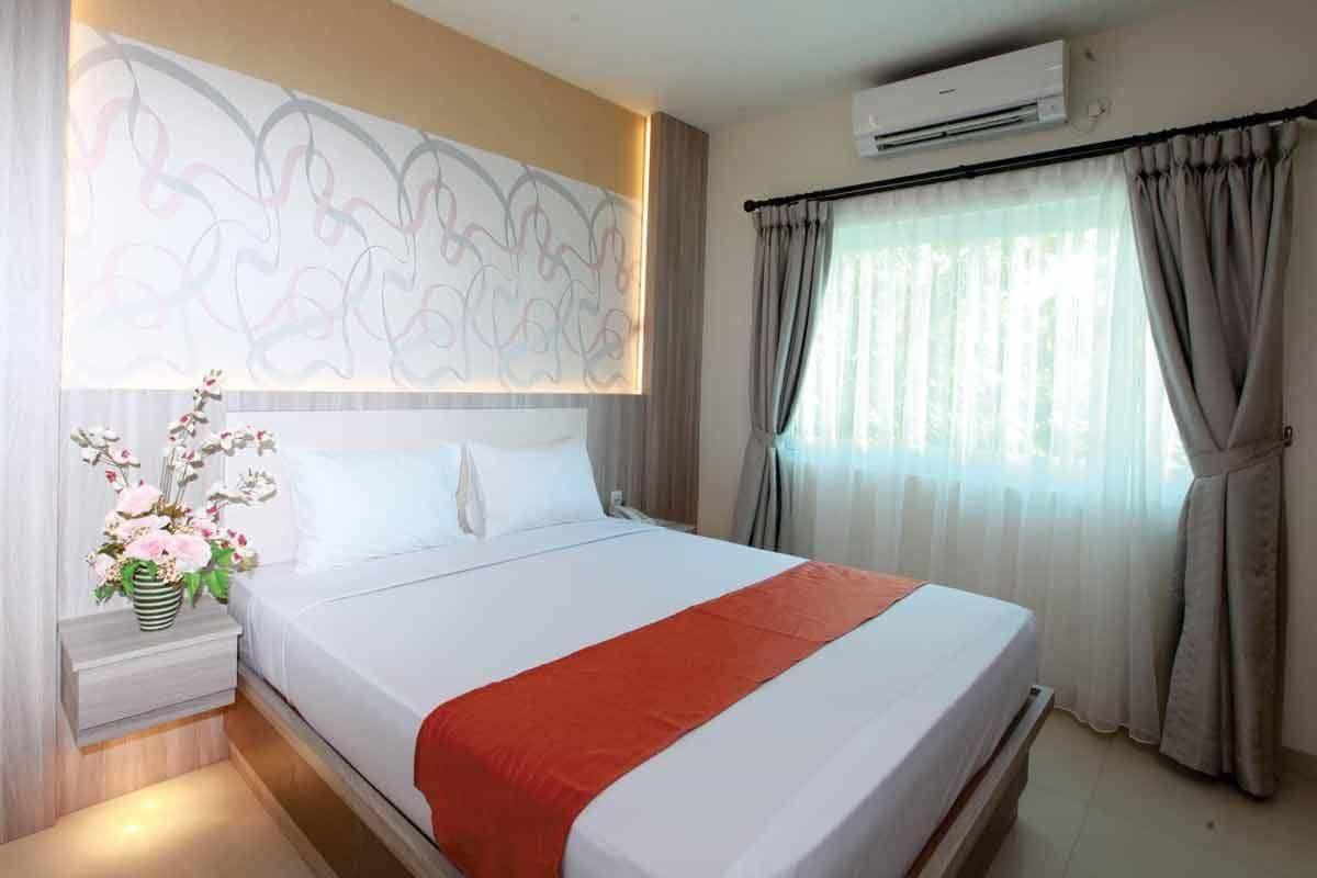 hotel Sulawesi Sengkang chambre