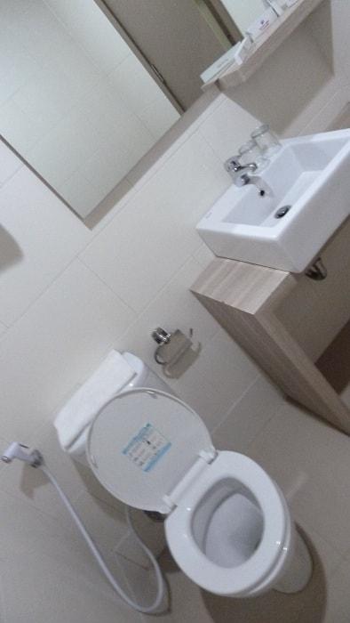 hotel sulawesi toilettes