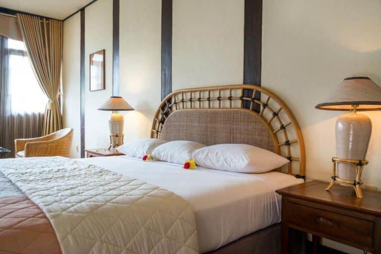 hotel sulawesi toraja rantepao chambre