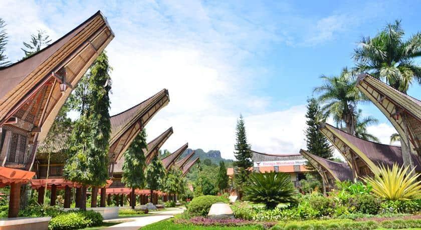 hotel sulwasi indonésie
