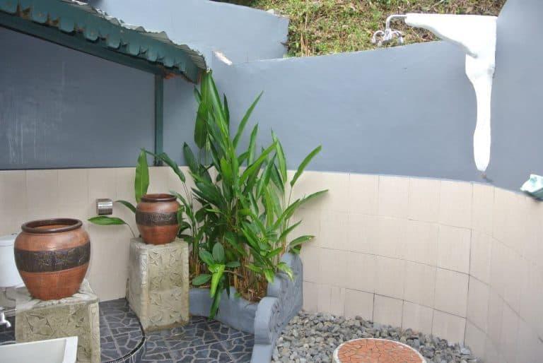 hotel Sumatra Bukit Lawang salle de bains