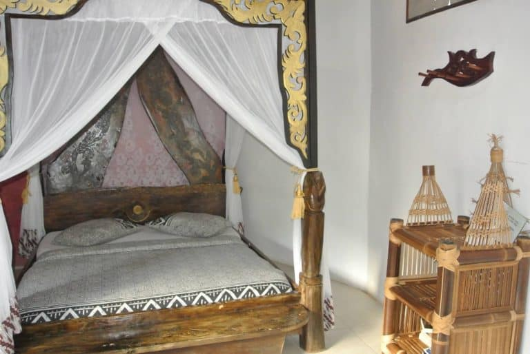 hotel Sumatra Bukit Lawang chambre