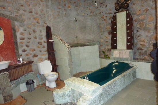 hotel Sumatra Bukit Lawang toilettes