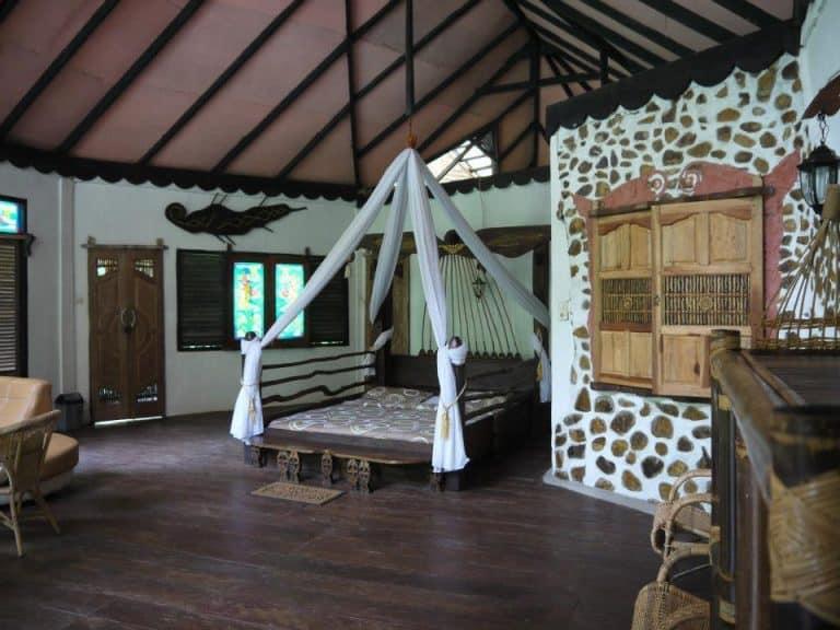 hotel Sumatra Bukit Lawang pièce