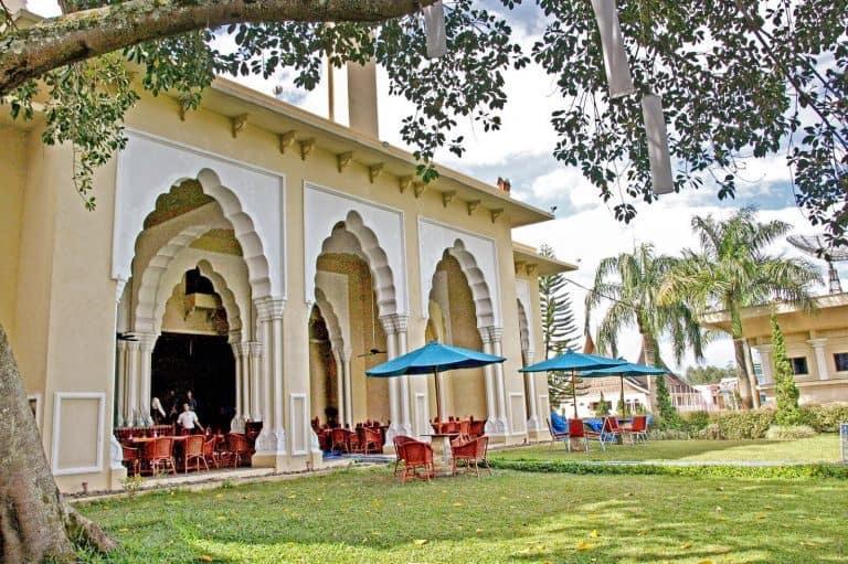hotel Sumatra Bukittinggi jardin