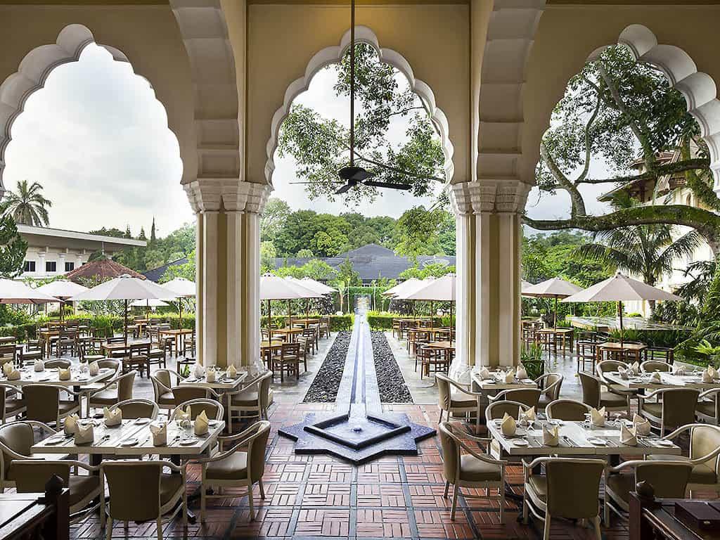 hotel Sumatra Bukittinggi restaurant