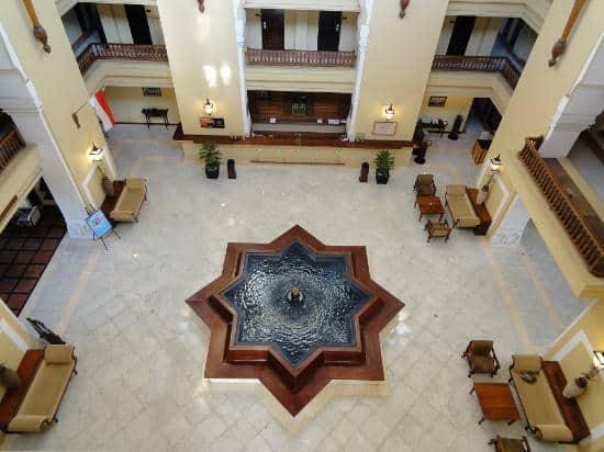hotel Sumatra Bukittinggi étoile