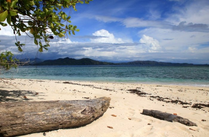 hotel Sumatra Bungus plage