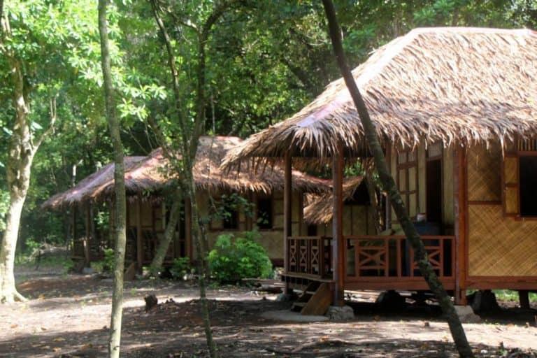 hotel Sumatra Bungus bungalows