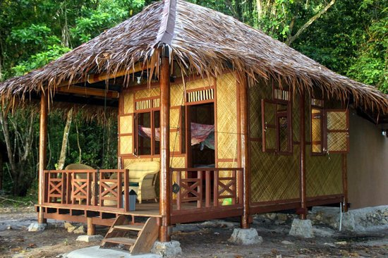hotel Sumatra Bungus maisonnette