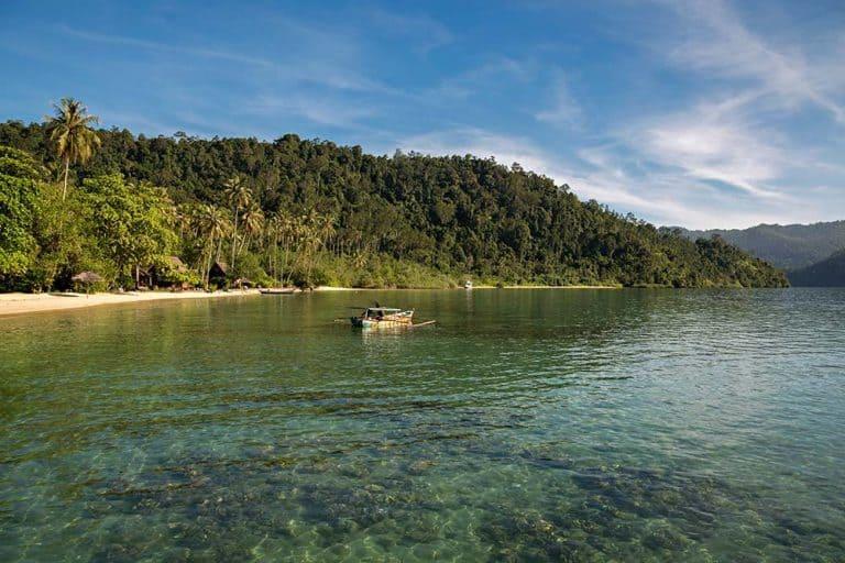 hotel Sumatra Bungus ocean