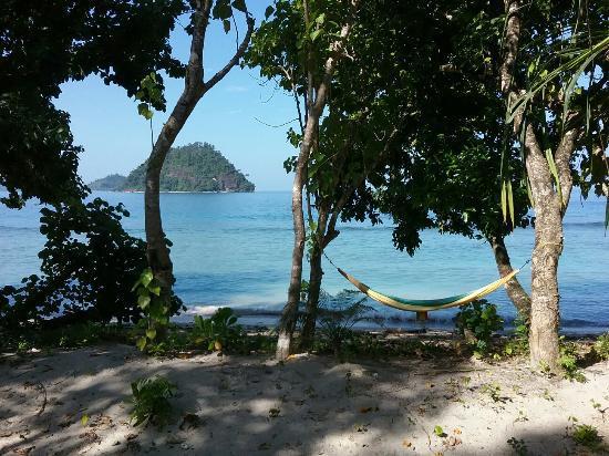 hotel Sumatra Bungus relax