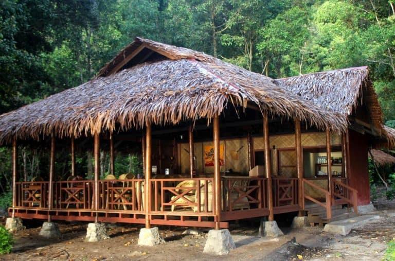 hotel Sumatra Bungus restaurant