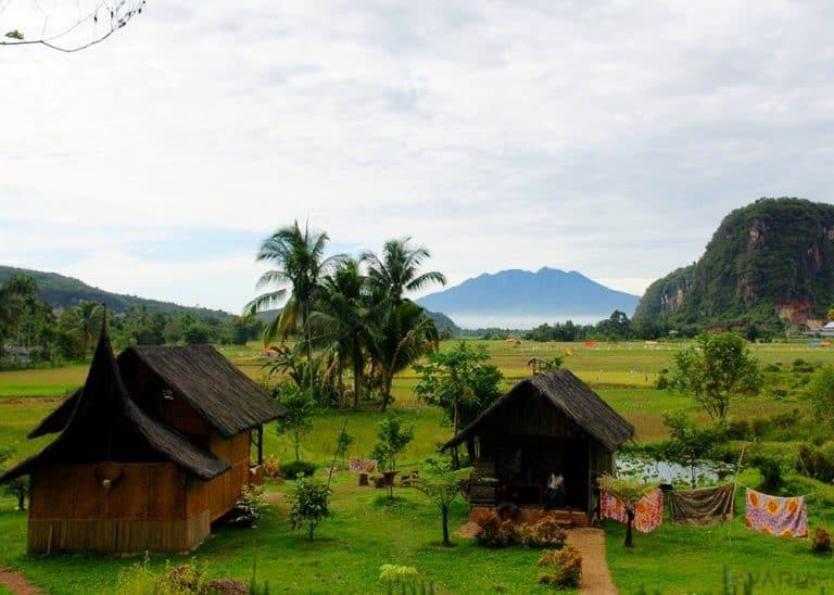 hotel Sumatra Harau belle vue