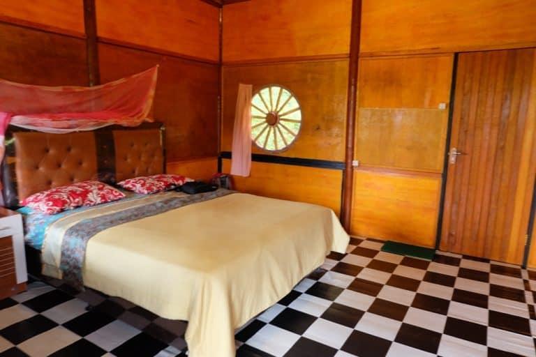 hotel Sumatra Harau chambre