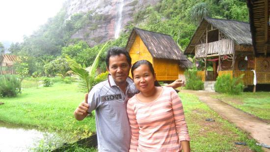hotel Sumatra Harau propriétaires