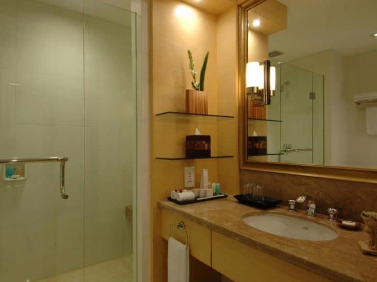 hotel Sumatra Medan salle de bains