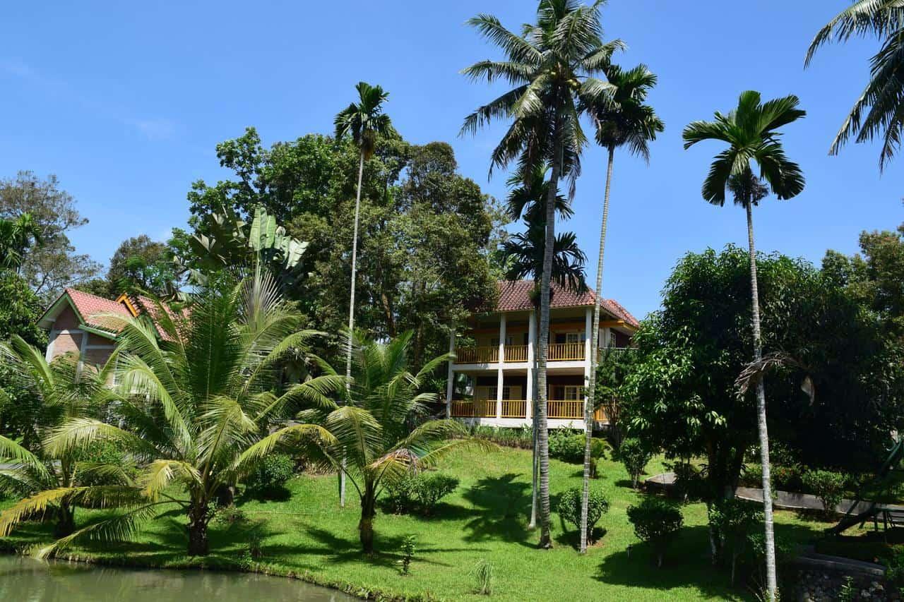 hotel Sumatra Medan nature