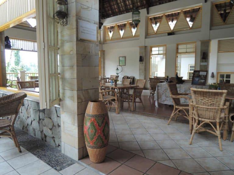 hotel Sumatra Medan restaurant