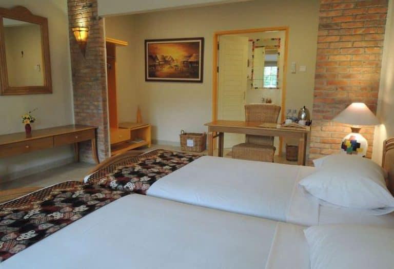 hotel Sumatra Medan lits