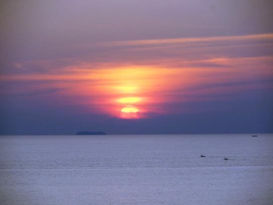hotel Sumatra Padang ocean