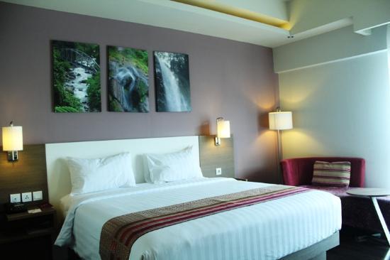 hotel Sumatra Padang chambre