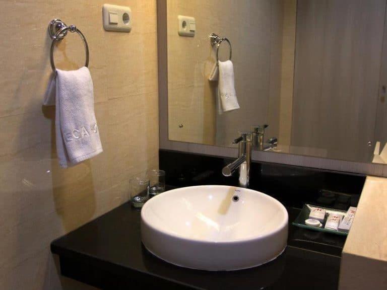 hotel Sumatra Sidempuan salle de bains