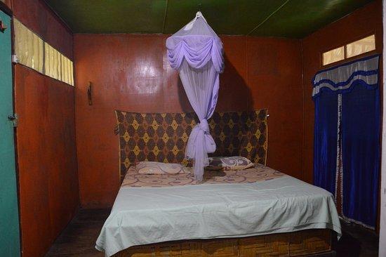 hotel Sumatra Tangkahan chambre