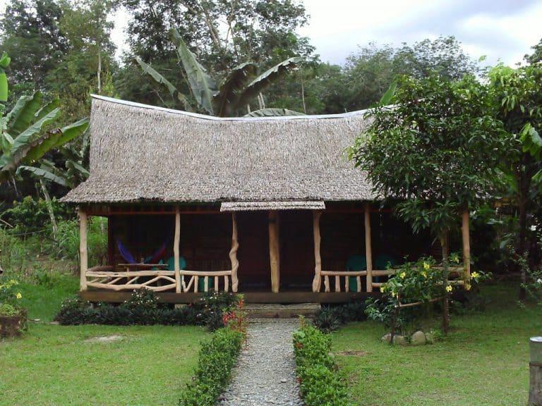 hotel Sumatra Tangkahan maisonnette