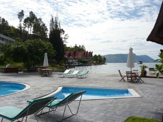 hotel Sumatra Toba relax