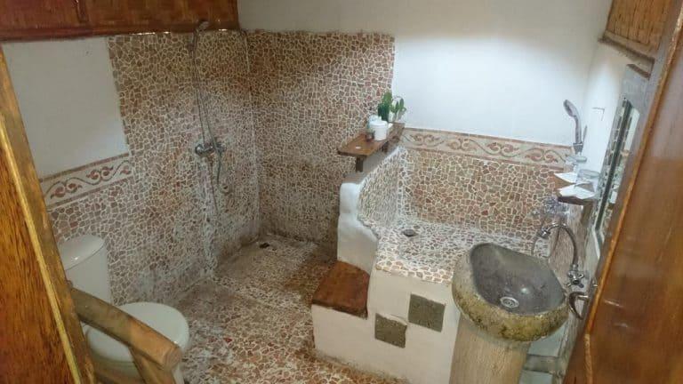 hotel Sumba Kanatang salle de bains
