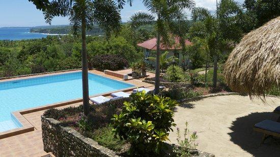 hotel Sumba Lamboya piscine