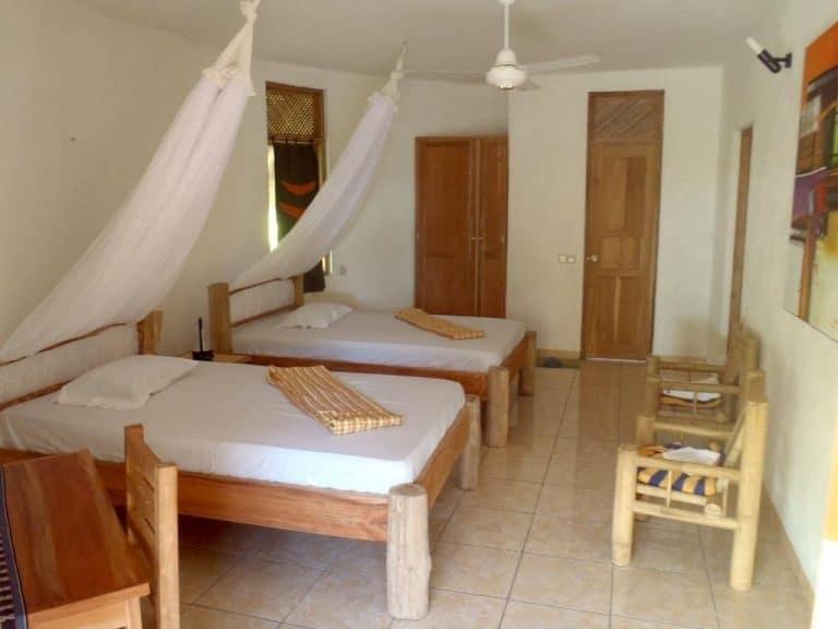 hotel Sumba Tambolaka chambre