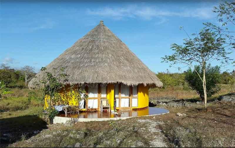 otel Sumba Tambolaka bungalow sa-32