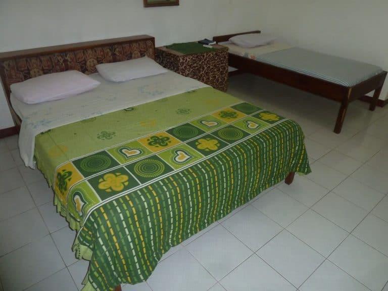 hotel Sumba Waikabubak lit