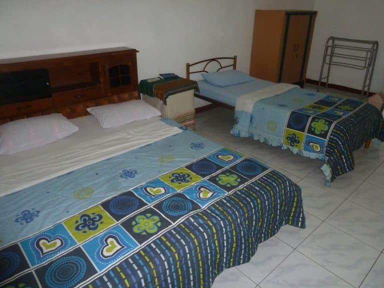 hotel Sumba Waikabubak chambre