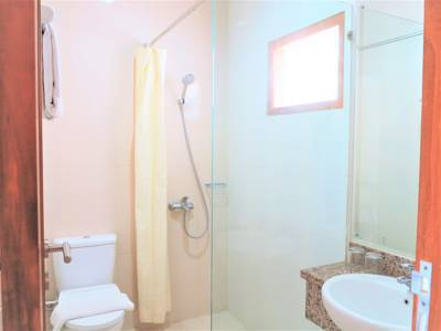 hotel Sumba Waingapu salle de bains