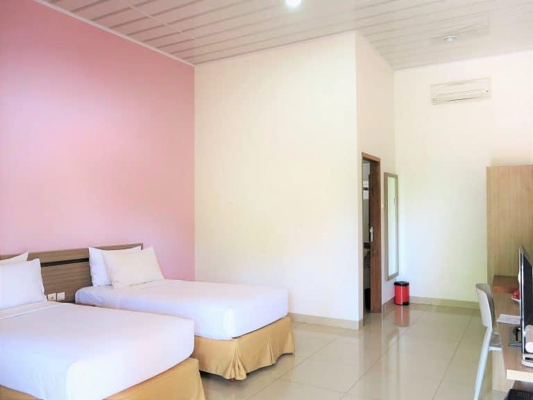 hotel Sumba Waingapu chambre