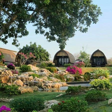 hotel Sumbawa Besar bungalows