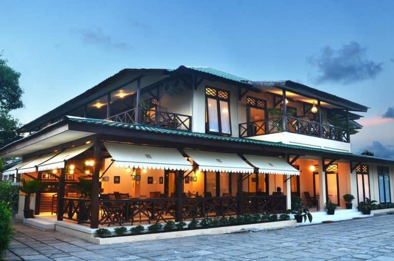 hotel Sumbawa Besar entrée
