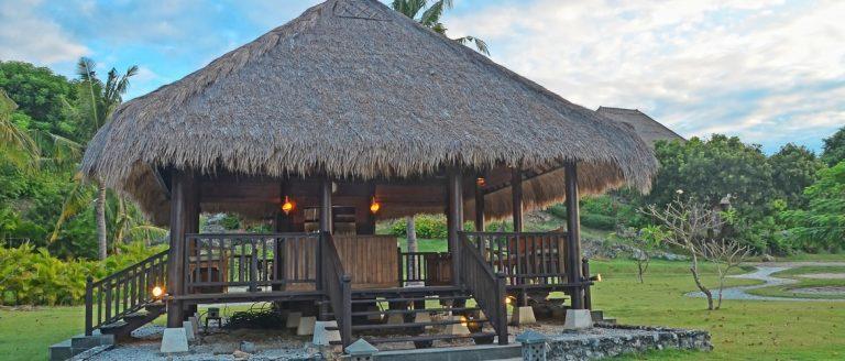 hotel Sumbawa Besar gazebo
