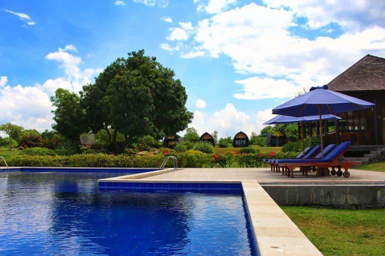 hotel Sumbawa Besar piscine
