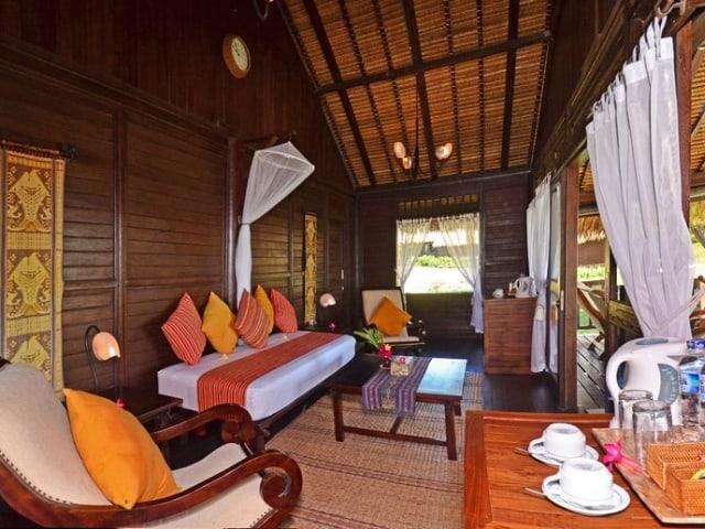 hotel Sumbawa Besar terrasse
