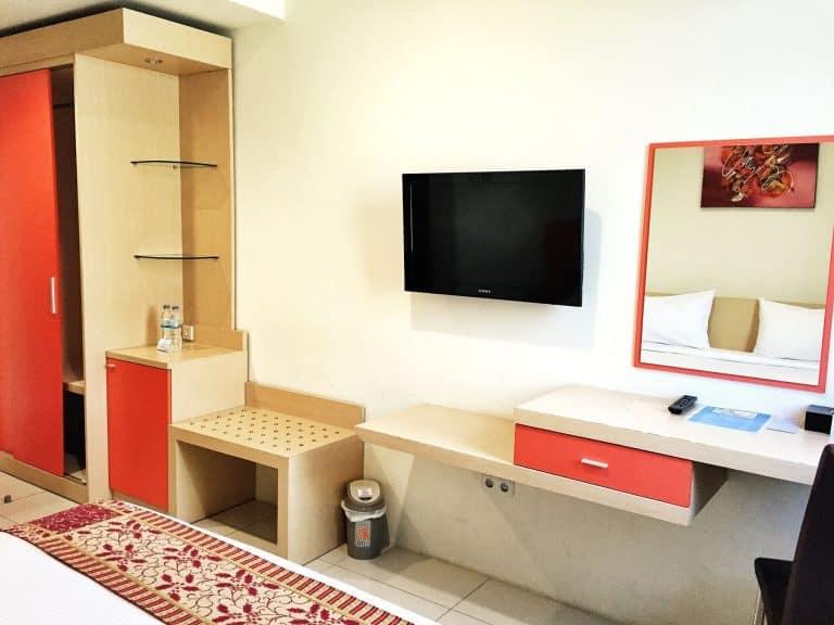 hotel Sumbawa Bima salle de bains