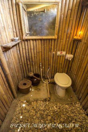 hotel Sumbawa Moyo salle de bains