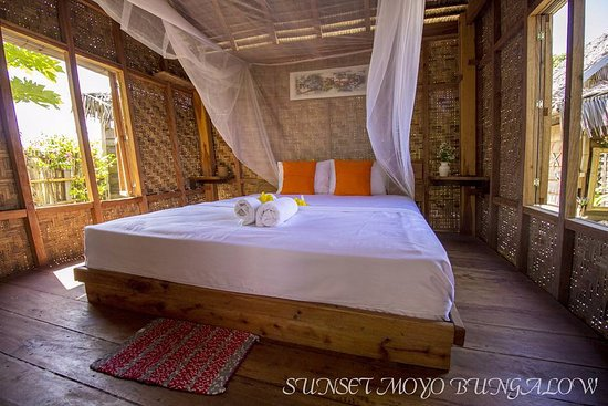 hotel Sumbawa Moyo chambre