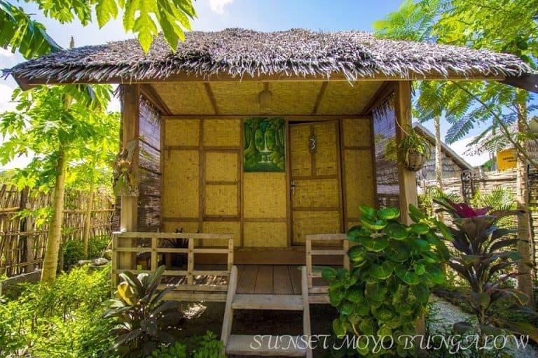 hotel Sumbawa Moyo bungalow