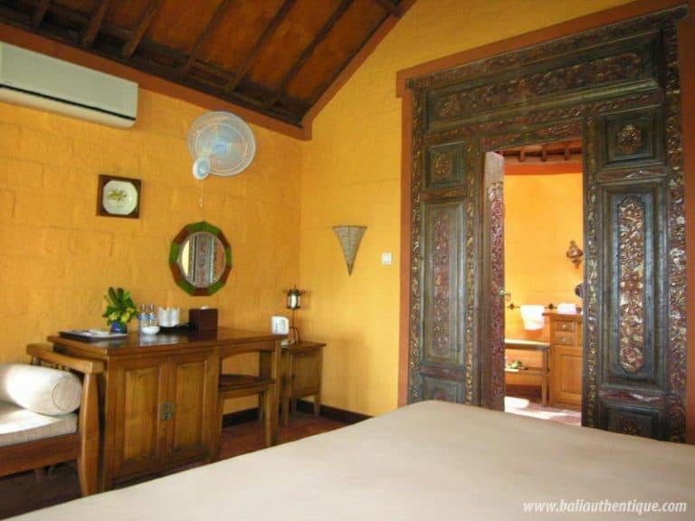 hotel surabrata indonésie chambre double