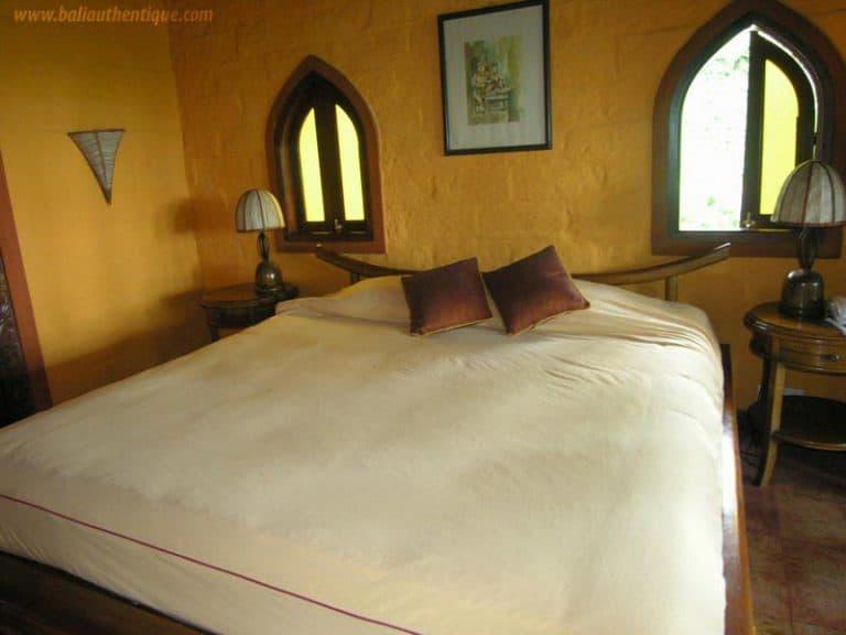 hotel surabrata indonésie chambre